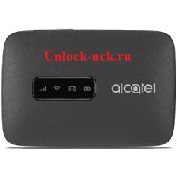 Разблокировка Alcatel Link Zone MW40V роутера