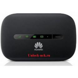 Разблокировка Huawei E5330 роутера