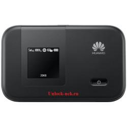 Разблокировка Huawei E5372 роутера