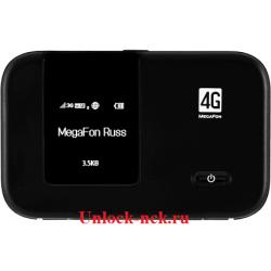 Разблокировка Мегафон MR100-3 роутера