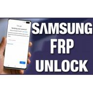 Удаление Samsung FRP