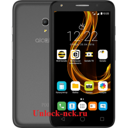 Разблокировка Alcatel Pixi 4 (5) 5045D
