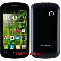 Разблокировка Мегафон Optima / Alcatel OT-MS3B