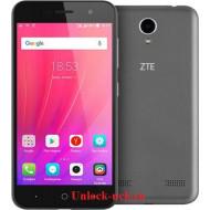 Разблокировка ZTE Blade A520 от Life