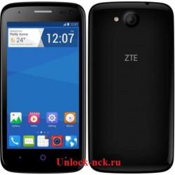 Разблокировка ZTE Blade Q lux 3G