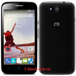 Разблокировка ZTE Blade Q Pro / ZTE T320