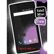 Разблокировка Tele2 Mini