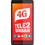 Разблокировка Tele2 Urban