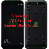Xiaomi Black Shark Mi Account