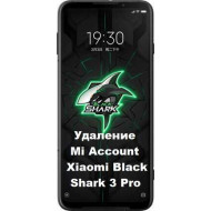 Xiaomi Black Shark 3 Pro Mi Account