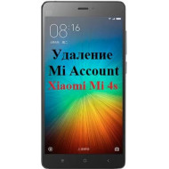 Xiaomi Mi 4s Mi Account