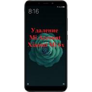Xiaomi Mi 6x Mi Account