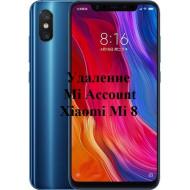 Xiaomi Mi 8 Mi Account