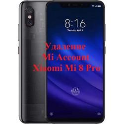 Xiaomi Mi 8 Pro Mi Account
