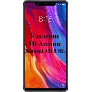 Xiaomi Mi 8 SE Mi Account