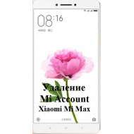 Xiaomi Mi Max Mi Account