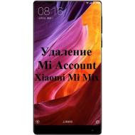 Xiaomi Mi Mix Mi Account