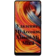 Xiaomi Mi Mix 2 Mi Account