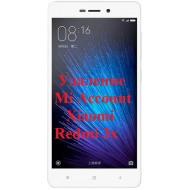 Xiaomi Redmi 3x Mi Account