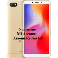 Xiaomi Redmi 6A Mi Account