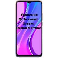 Xiaomi Redmi 9 Prime Mi Account
