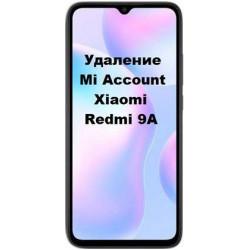 Xiaomi Redmi 9A Mi Account