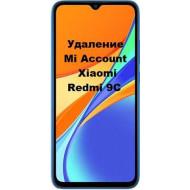 Xiaomi Redmi 9C Mi Account