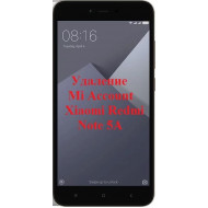 Xiaomi Redmi Note 5A Mi Account