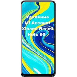 Xiaomi Redmi Note 9S Mi Account